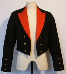 Royal Field Artillery Officer`s Jacket