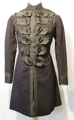 Foot Guards officer`s frockcoat 19th century