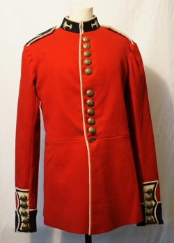 Welsh Guards full dress tunic 19th century
