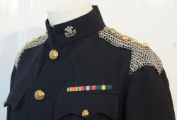 Pembroke Yeomanry No 1 Blues Jacket