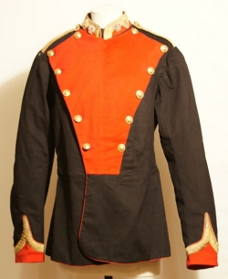12th Lancers Full Dress Tunic