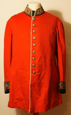 Lord Lieutenant of Welsh Counties tunic 2