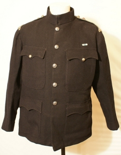 Pembroke Yeomanry No 1 Blues Tunic