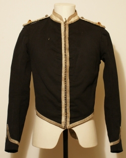 Pembroke Yeomanry officer`s jacket 1890 pattern