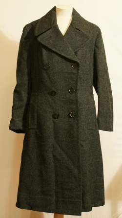 Welfare Officer`s Coat 1930s